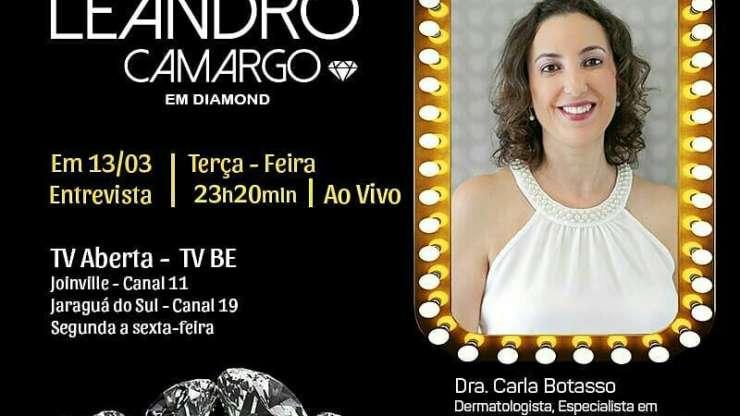 Presença Garantida: Programa Leandro Camargo às 23h20
