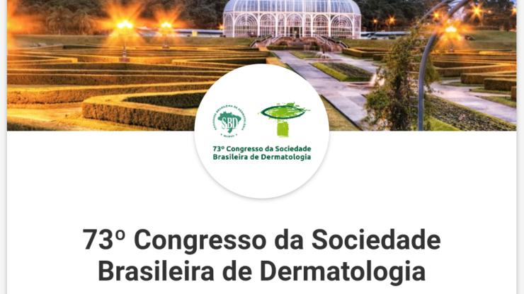 73º Congresso da Sociedade Brasileira de Dermatologia