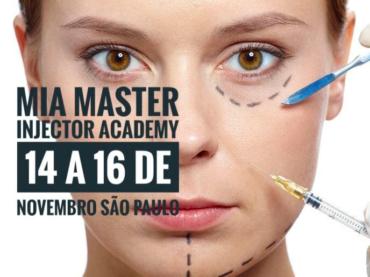 Presença confirmada: 3ª edição do Master Injector Academy