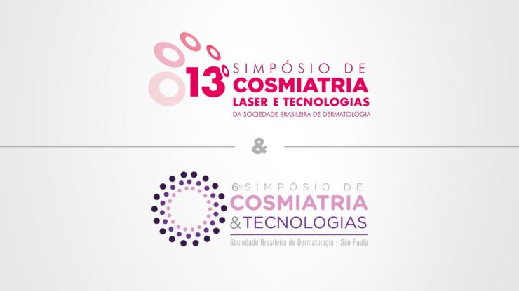 PRESENÇA CONFIRMADA:  13º SIMPÓSIO DE COSMIATRIA, LASER E TECNOLOGIAS DA SBD / 6º SIMPÓSIO DE COSMIATRIA & TECNOLOGIAS DA RESP